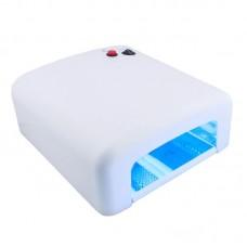 Ультрафиолетовая лампа для сушки ногтей Simei ML-818, 36 Ватт (4х9)