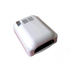 УФ-лампа Simei 828 36 Ватт, с вентилятором, индукционная, белая